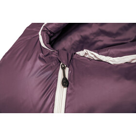 Grüezi-Bag Biopod DownWool Subzero 175 Sovepose, violet